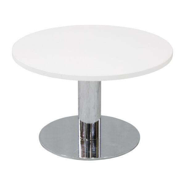Coffee Table Chrome Frame D 70 Expofair Gmbh