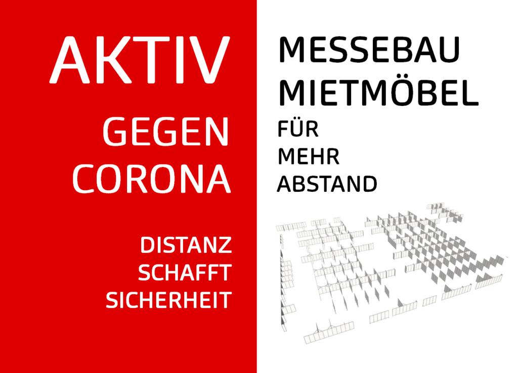 Messebau Impfzentrum Imfstationen Mietmöbel_expofair