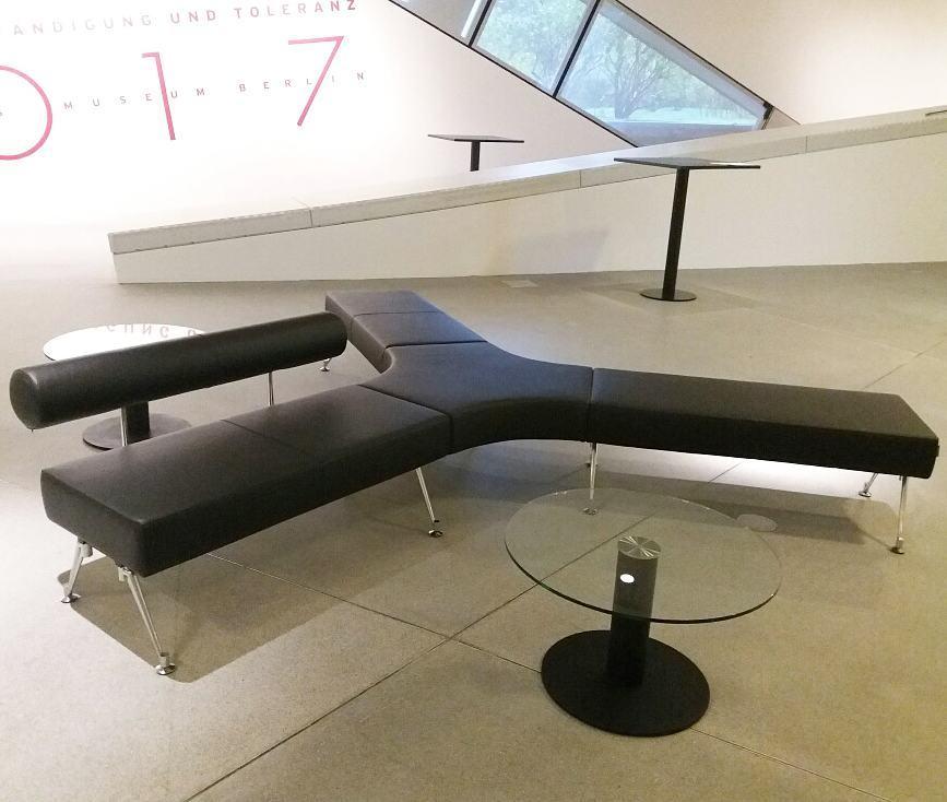 Jüdisches Museum Sofa